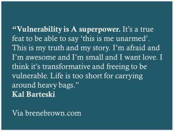 Brene Brown Vulnerability