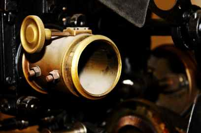 antique aperture cinema classic